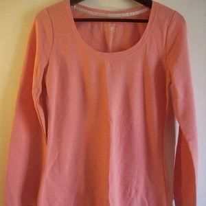 Gilligan & O'Malley Blush Pink Sleepwear Top SZ -M